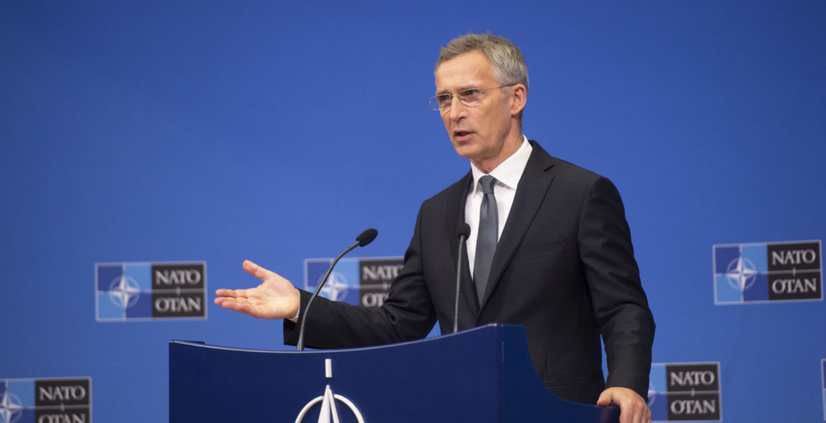 North Macedonia expected to be a NATO member by end of year 1