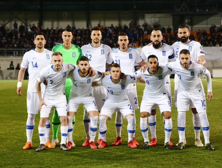 Greece takes on Italy today in UEFA Euro 2020 Qualifications 6