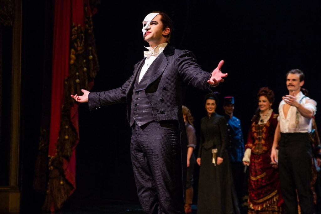 World's most popular musical 'Phantom of the Opera' is heading to Athens 6