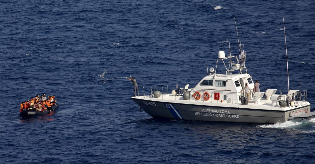 Coast Guard rescues 83 refugees 2