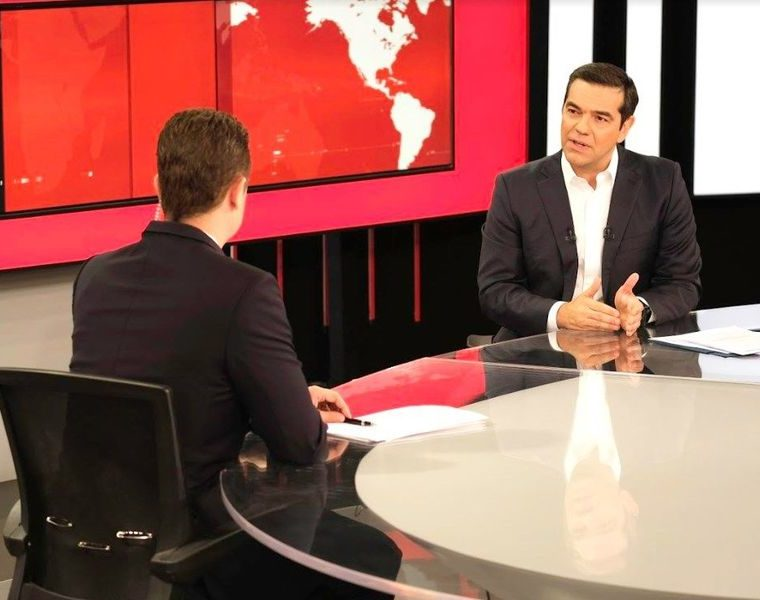 Alexis Tsipras optimistic he can win Greek general elections 28
