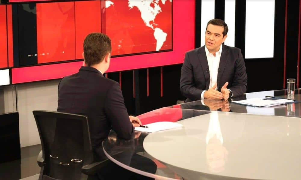 Alexis Tsipras optimistic he can win Greek general elections 2