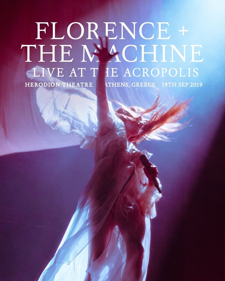 Florence + the Machine ending 2019 world tour with special show at the Acropolis (on sale now) 6
