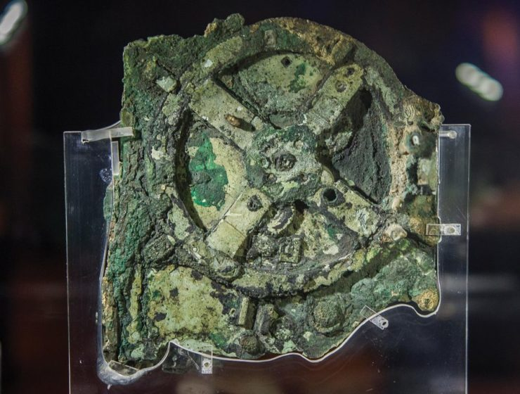 American Society of Mechanical Engineers to honour the Antikythera Mechanism 1