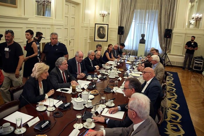 Foreign Policy Council reviews EU and Greek stance over Turkey 12
