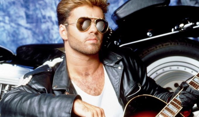 On this day in 1963, music legend George Michael was born 2