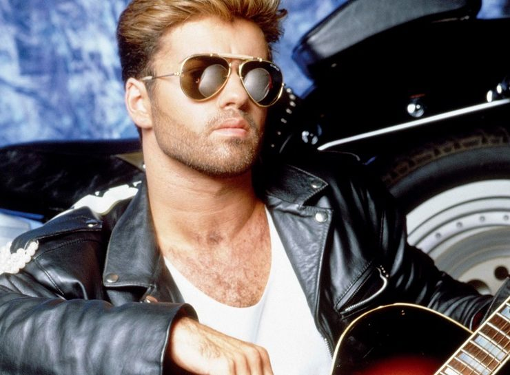 On this day in 1963, music legend George Michael was born 1