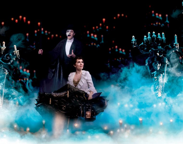 World's most popular musical 'Phantom of the Opera' is heading to Athens 24
