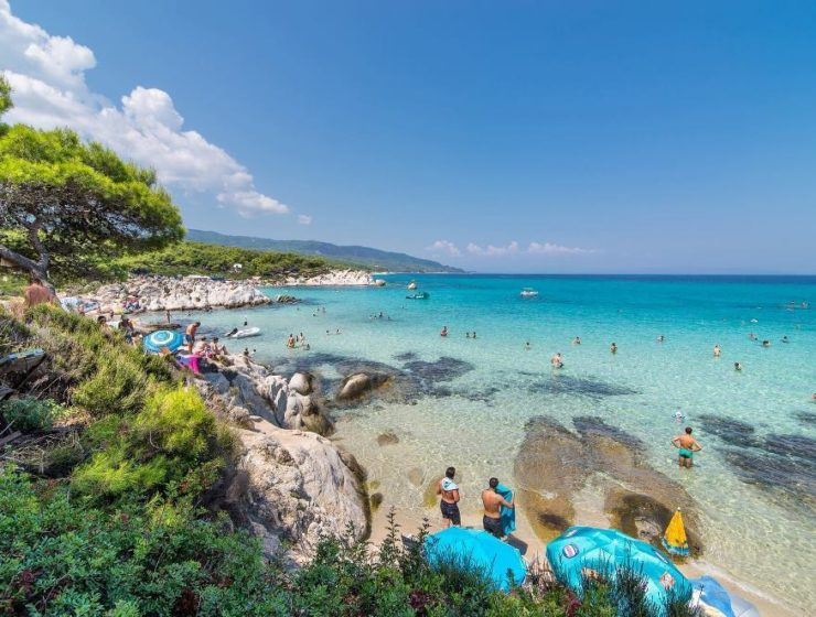 """Beaches all across Greece deemed """"excellent"""" for swimming in 2019 21"""