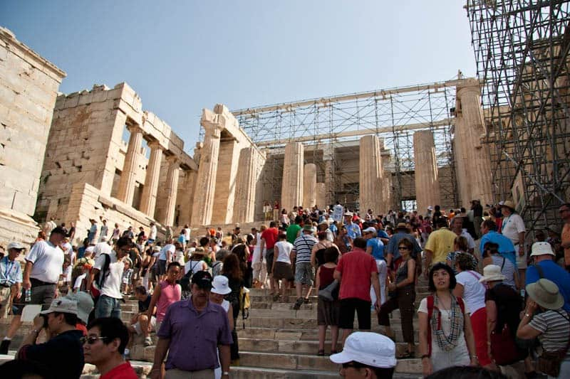 Tourism boosted Greece's economy by 125 billion euros since financial crisis 2