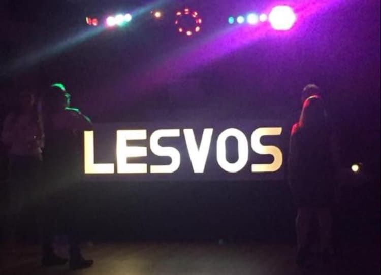 Lesvos goes Retro for Gen Next Party 6