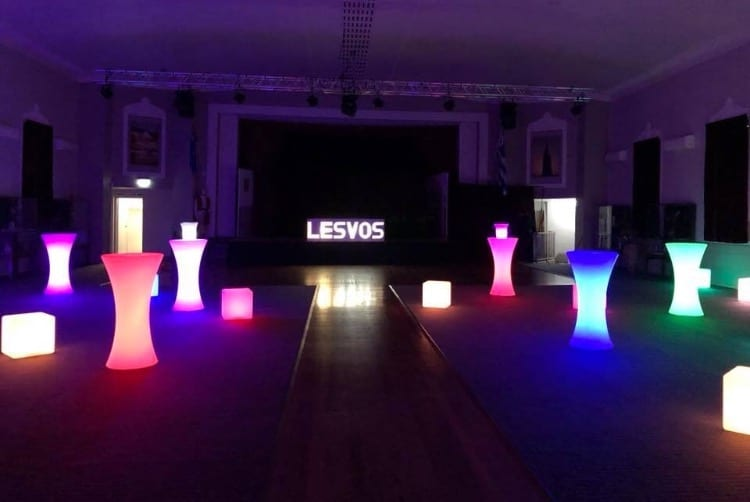 Lesvos goes Retro for Gen Next Party 8