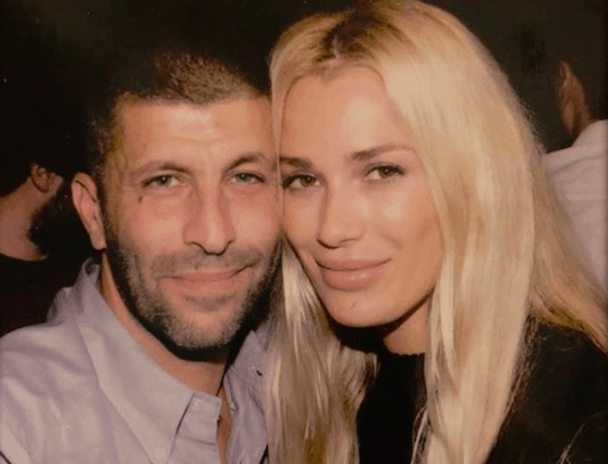 "John Macris' widow Viktoria Karida opens up ""I'm completely lost without him"" 4"