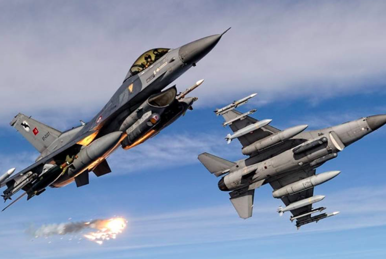 Turkish fighter jets violate Greek airspace 99 times 38