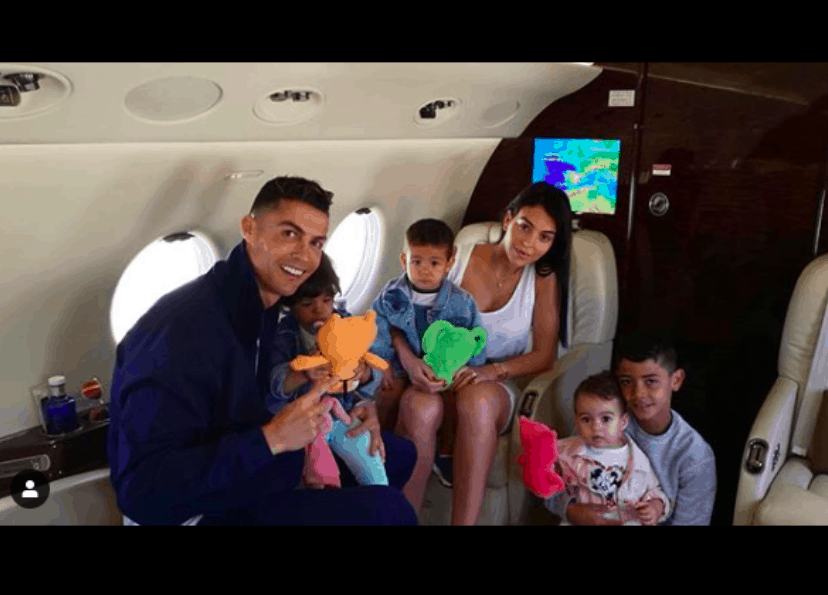 Soccer superstar Cristiano Ronaldo arrives in Messinia for a Greek summer holiday 3