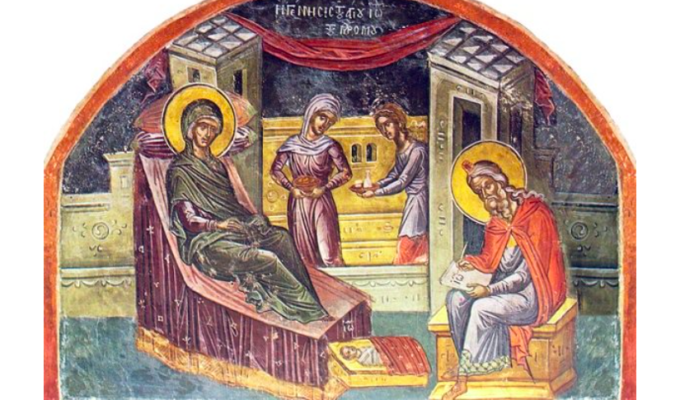 Nativity of Agios Ioannis the Baptist and Forerunner 11