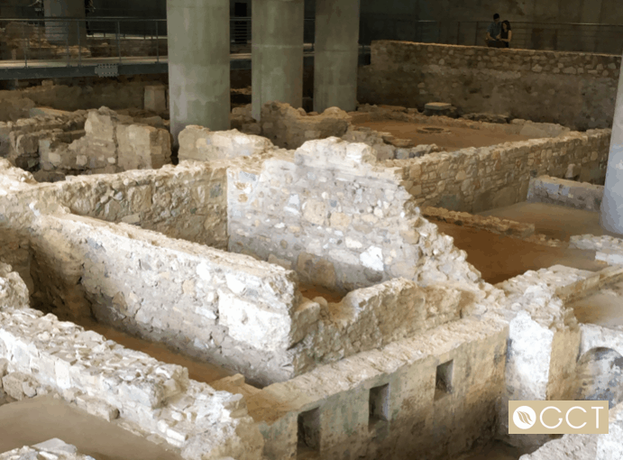 An Ancient Neighbourhood Unveiled at the Acropolis Museum   5