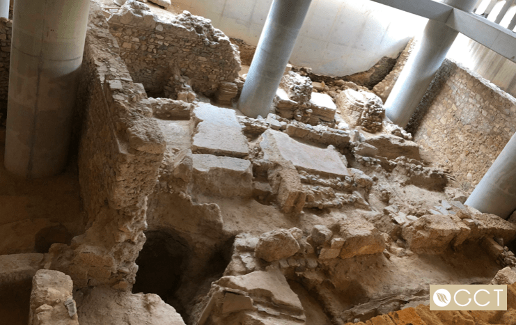 An Ancient Neighbourhood Unveiled at the Acropolis Museum   6