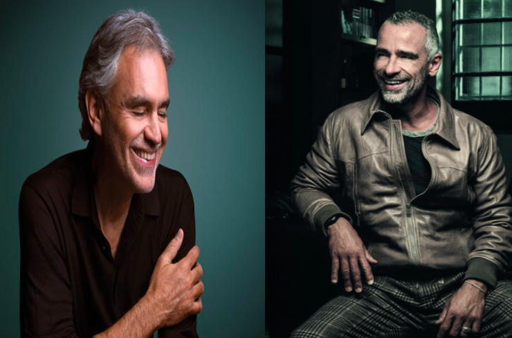 Italy's most popular artists Ramazzotti and Bocelli to perform in Athens 25