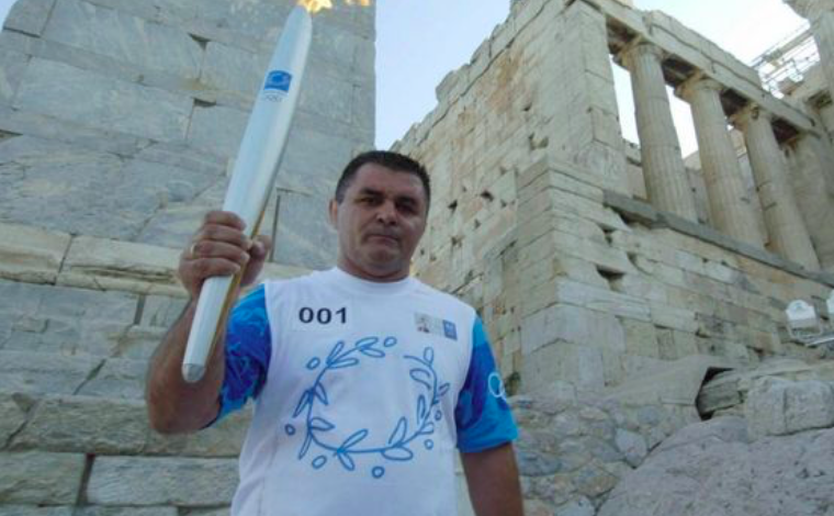 Greek Olympic Wrestler Charalambos Cholidis passes away aged 62 5