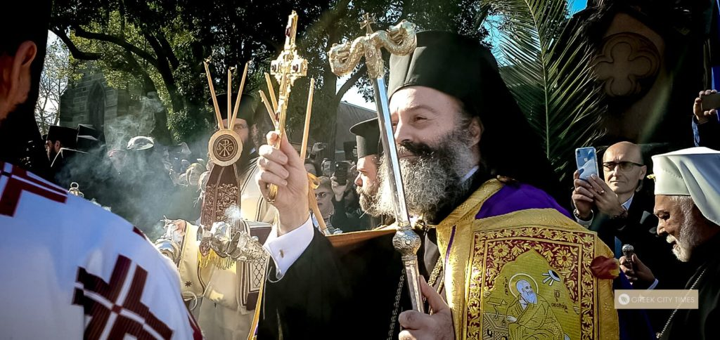 Full coverage of Australia's new Archbishop Makarios enthronement in Sydney (VIDEO) 16