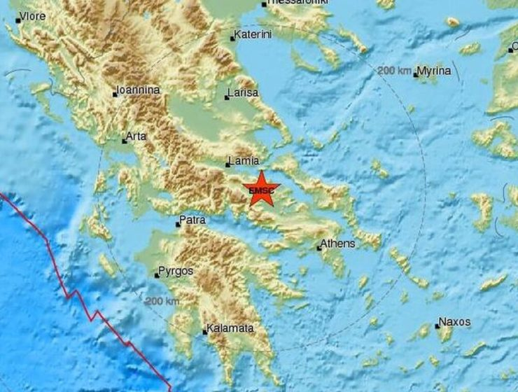 Earthquake in Central Greece shakes Athens 3