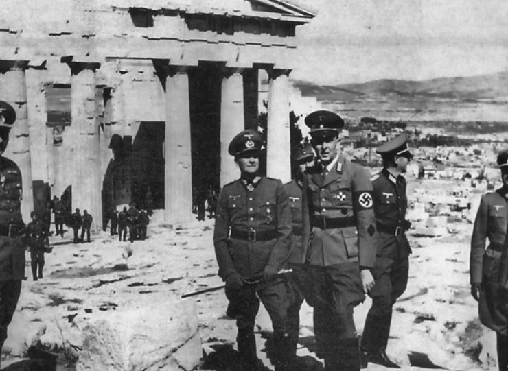 Greek government formally asks Germany for billions in war reparations 17