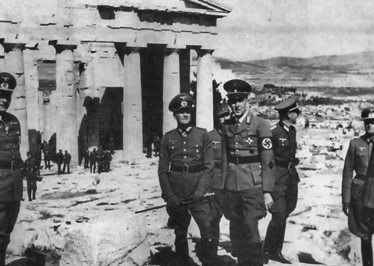 Greek government formally asks Germany for billions in war reparations 7
