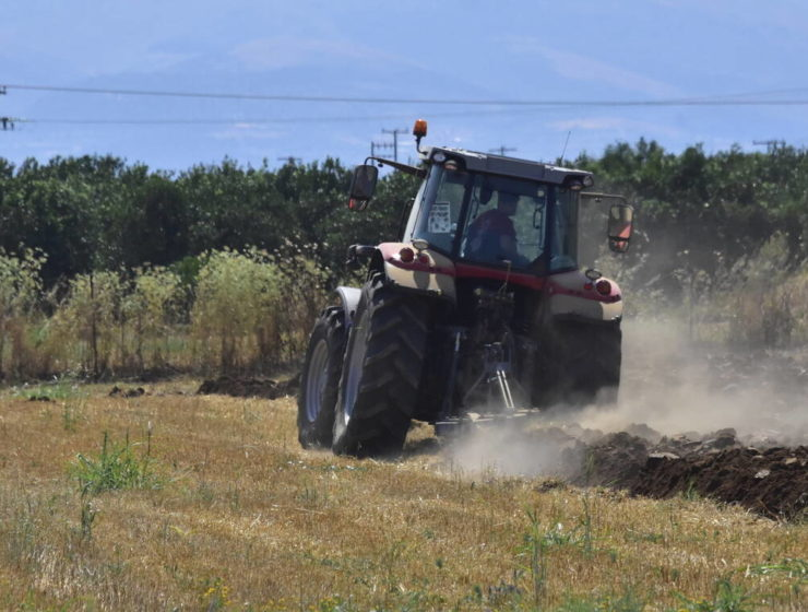 Tragedy strikes as ten-year-old boy dies after tractor accident in Serres 39