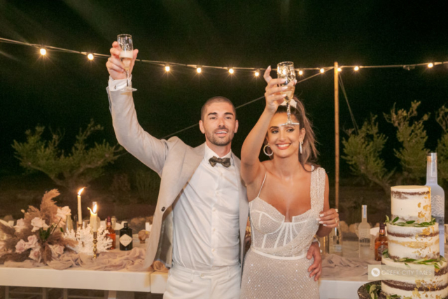 GCT Exclusive: Sparks Fly on the 4th July for Sabo Skirt's Thessy & Husband Georgio 80