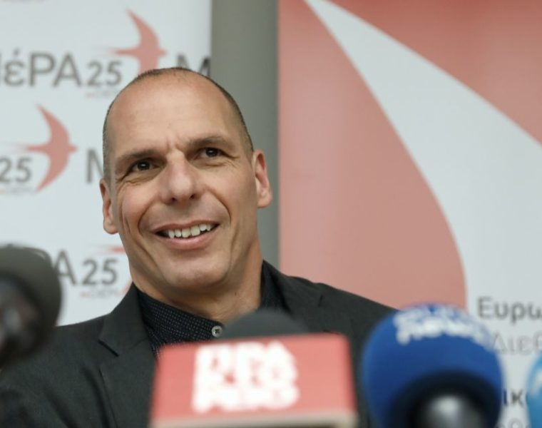 Varoufakis pleads for votes in upcoming Greek elections 14