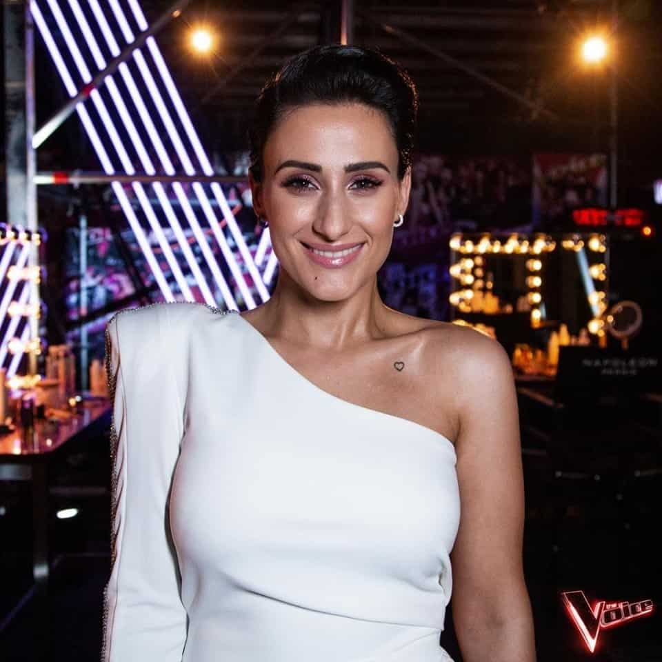 Diana Rouvas crowned victor of The Voice Australia 2019