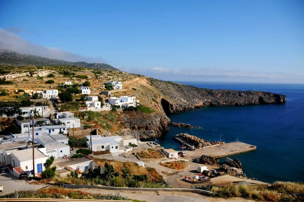A beautiful Greek island that will pay you to live here 6