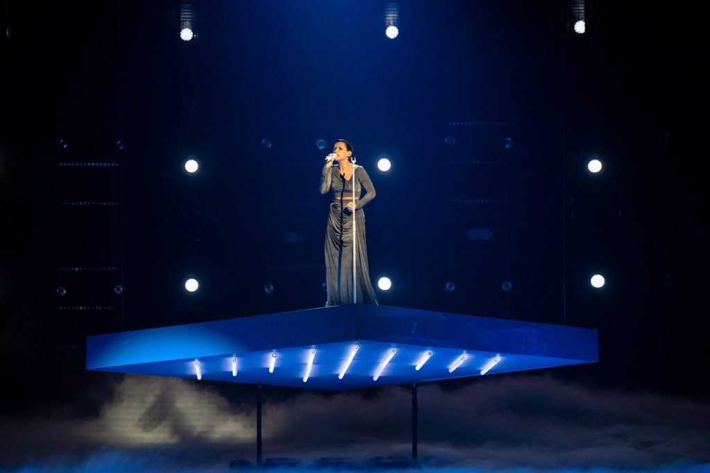 Greek Australian Diana Rouvas through to Grand Final of The Voice 4