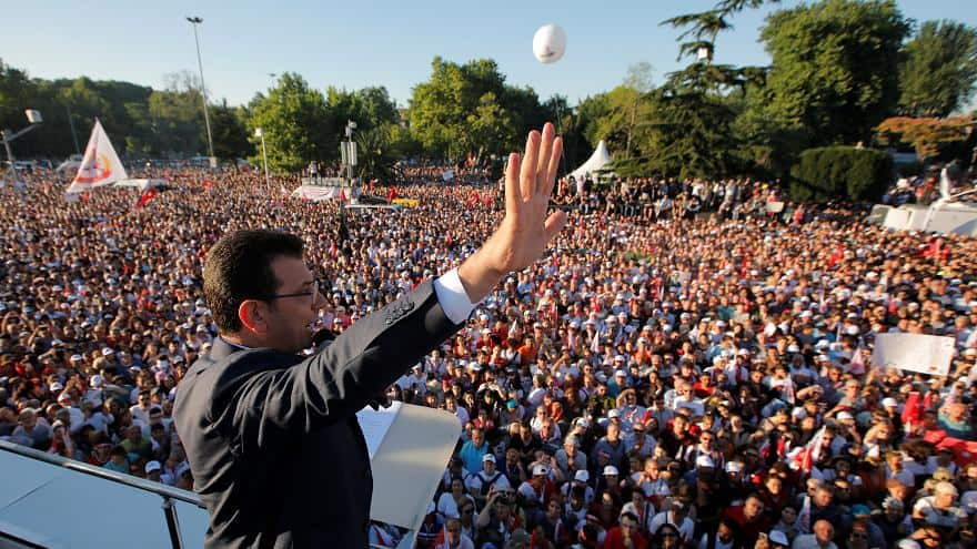 Constantinople's new mayor Imamoglu: What does he think of Cyprus? 4
