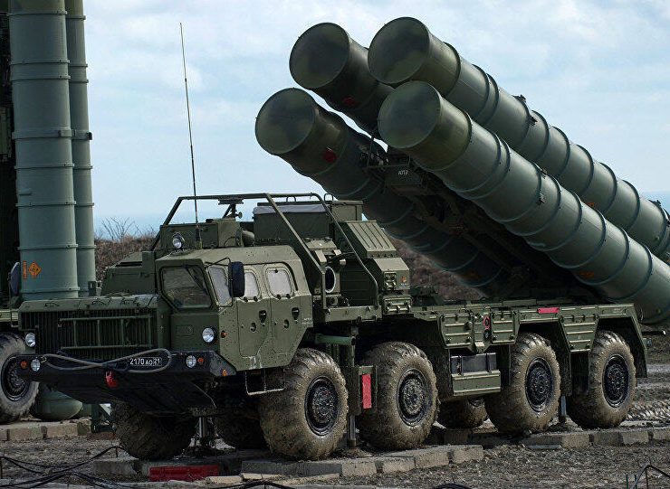 Russian S-400 systems to arrive in Turkey next week 7