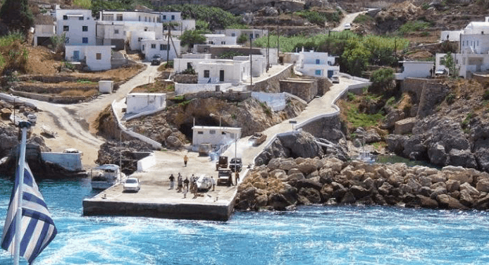 A beautiful Greek island that will pay you to live here 5