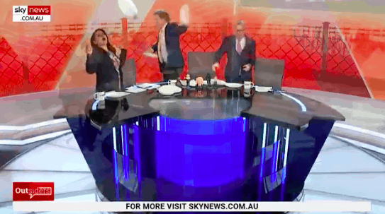 Sky News Australia show celebrates the Greek election (VIDEO) 1