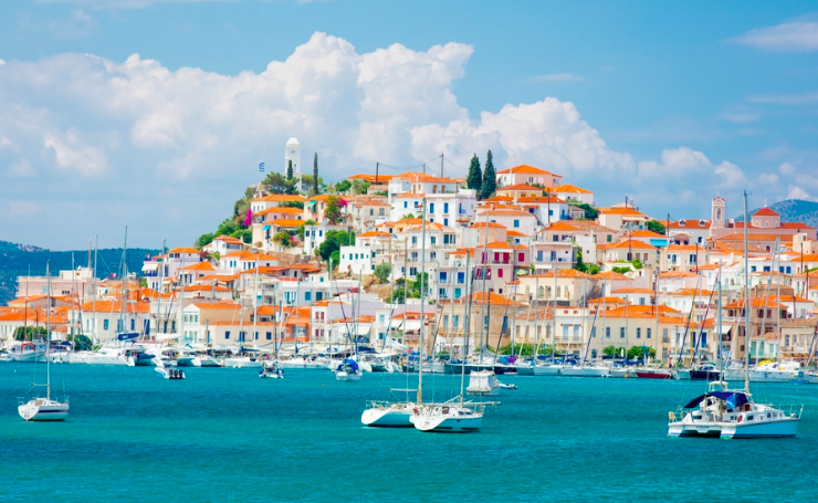 Exploring Poros, the Saronic Gulf's hidden secret 34