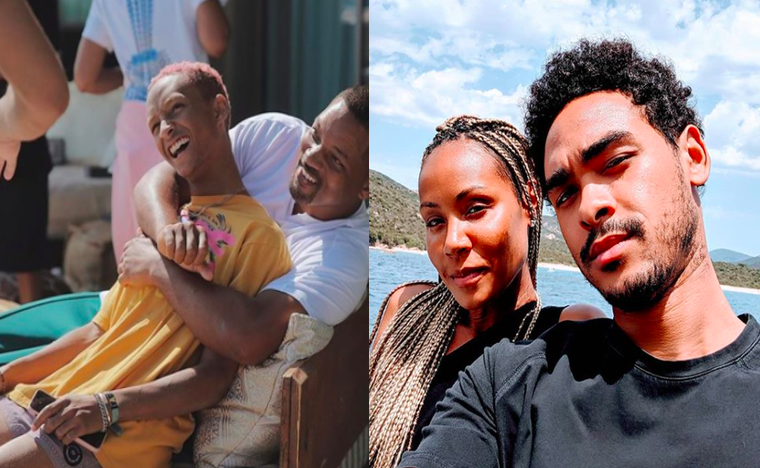 Will Smith sails around the Greek islands with his family (VIDEO) 1