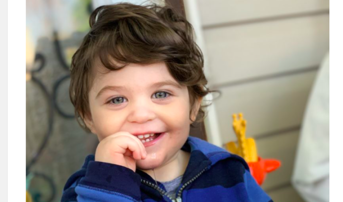 The race to find a cure for baby Michael Pirovolakis 5
