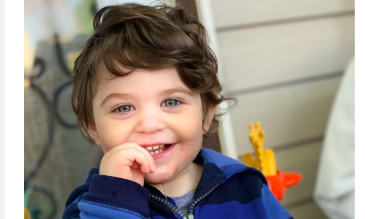 The race to find a cure for baby Michael Pirovolakis 7