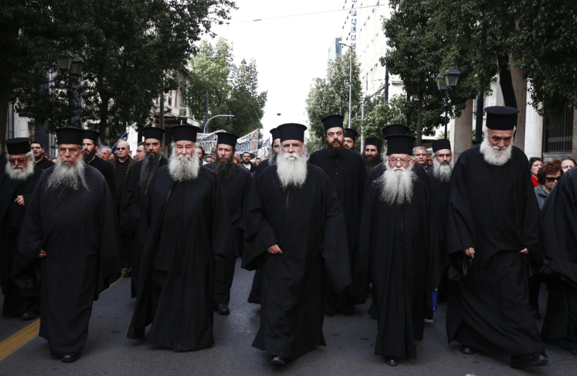 Greece's new PM Mitsotakis removes plan to take priests off state payroll 2