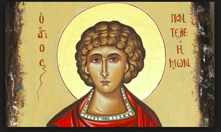 Feast Day of Agios Panteleimon, Great Martyr and Healer 36