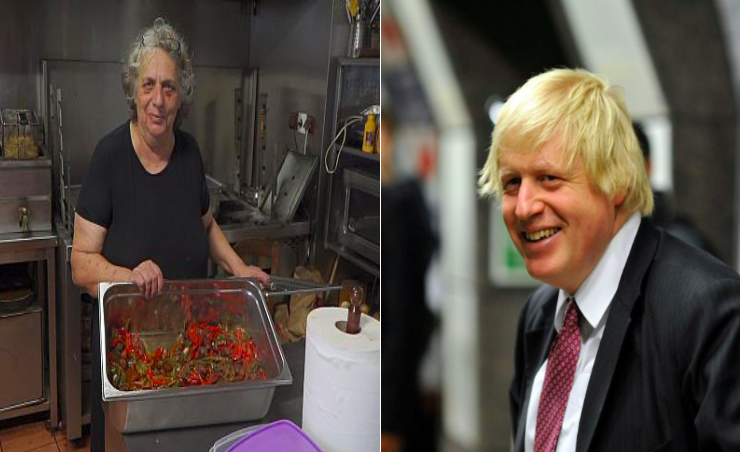 "Greek tavern owner told UK's new Prime Minister ""You'd make a beautiful doll"" 17"