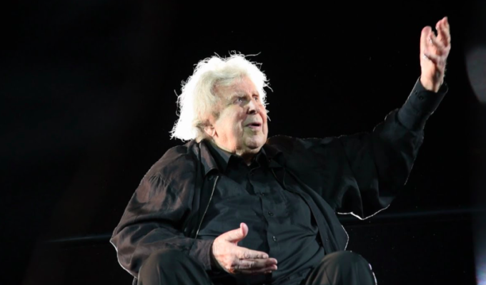 Xronia Polla to Mikis Theodorakis who turns 94 today 11