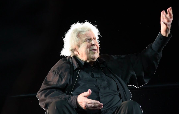 Xronia Polla to Mikis Theodorakis who turns 94 today 20