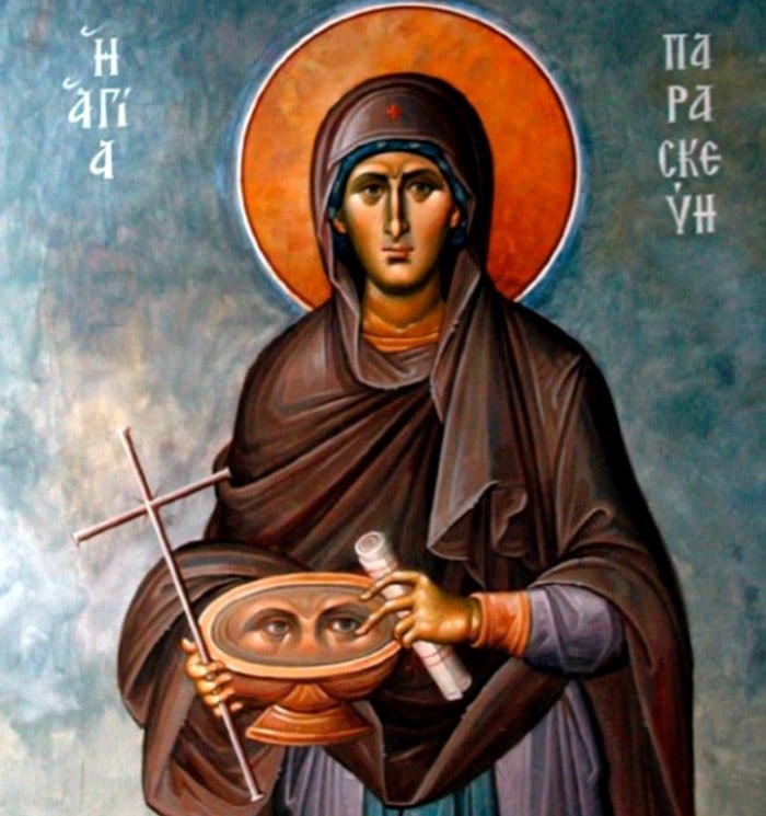 Feast Day of Agia Paraskevi 2