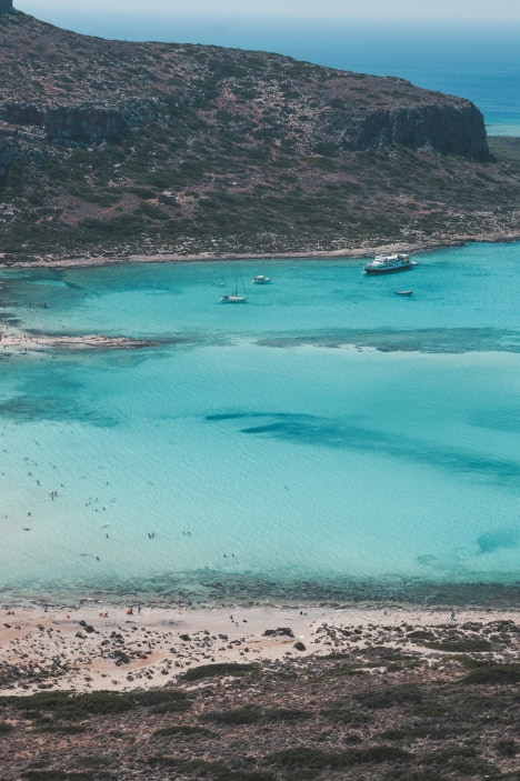 The most exotic beaches of Chania 8