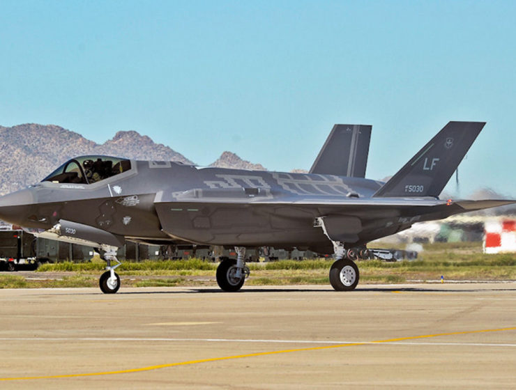 US removes Turkey from F-35 fighter jet programme 4